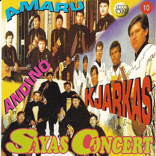 Sayas Concert de Various Artists