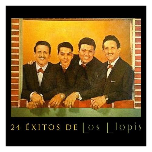 24 Éxitos de los Llopis von Los Llopis