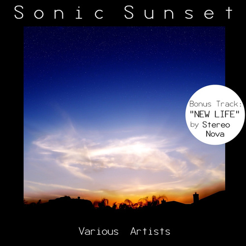 Sonic Sunset by Various Artists