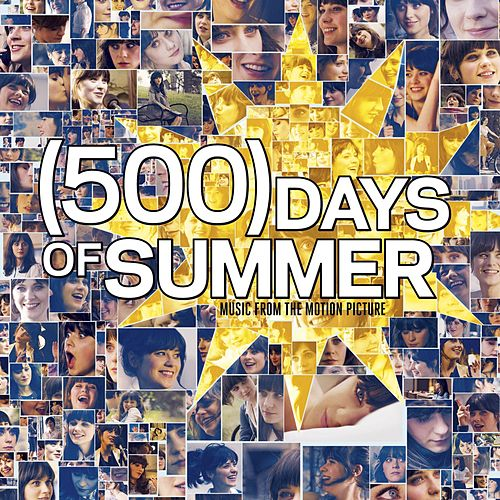 [500] Days Of Summer - Music From The Motion Picture (iTunes Deluxe) de Various Artists