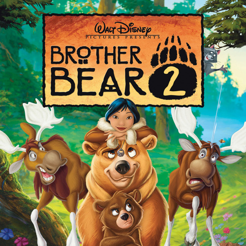 Brother Bear 2 (Original Soundtrack) de Melissa Etheridge