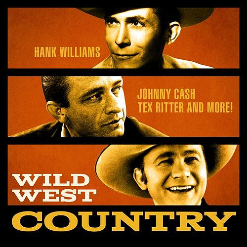Wild West Country by Various Artists