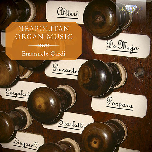 Neopolitan Organ Music by Emanuele Cardi