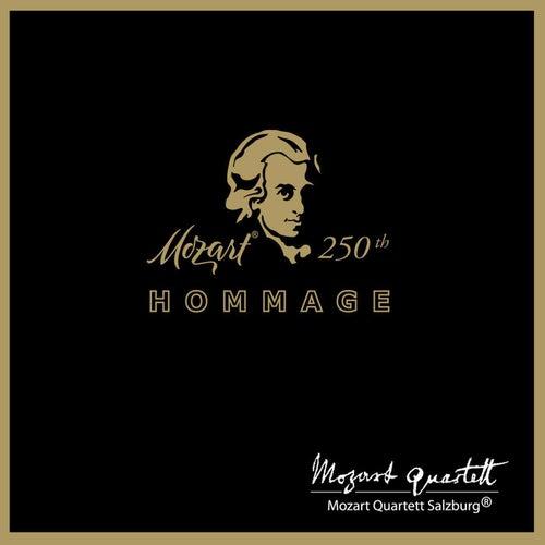 Mozart 250th Hommage von Wolfgang Amadeus Mozart