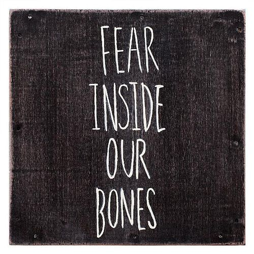 Fear Inside Our Bones von The Almost