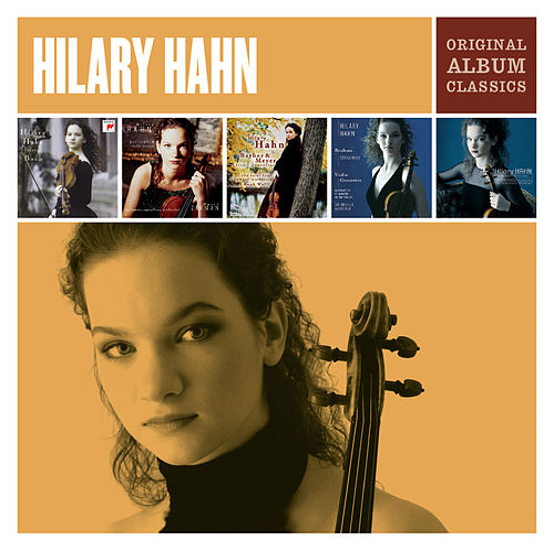 Hilary Hahn - Original Album Classics von Hilary Hahn