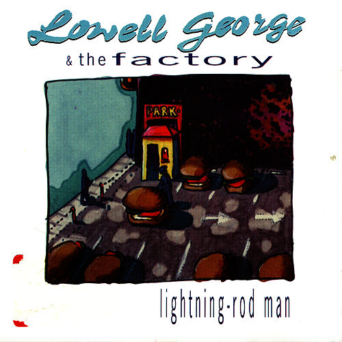 Lightning-Rod Man by The Factory