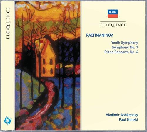 Rachmaninov: Youth Symphony; Symphony No.3; Piano Concerto No.4 de L'Orchestre de la Suisse Romande