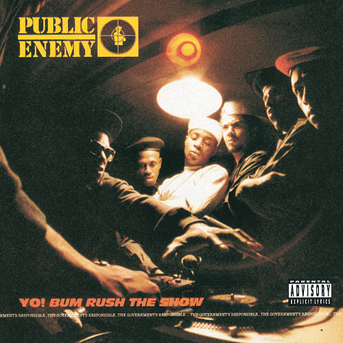 Yo! Bum Rush The Show de Public Enemy