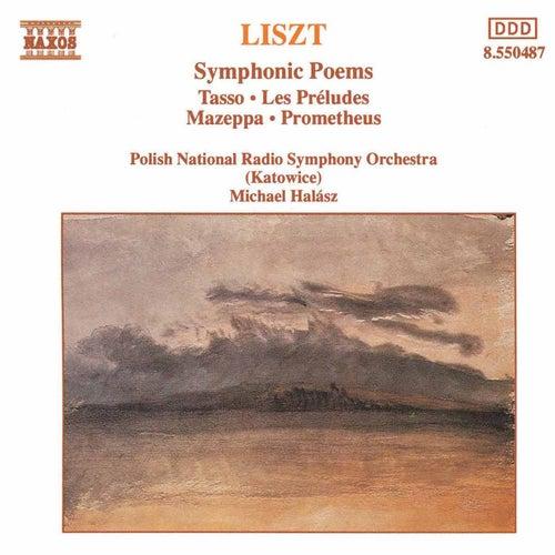 Symphonic Poems von Franz Liszt