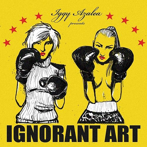 Ignorant Art de Iggy Azalea