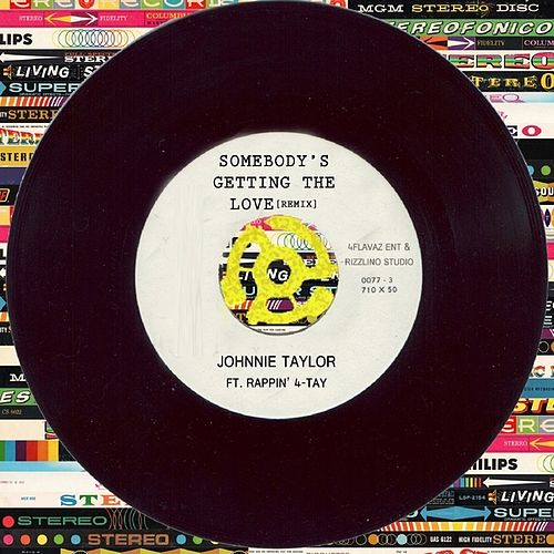 Somebody's Getting The Love (feat. Rappin' 4-Tay) - Single von Johnnie Taylor