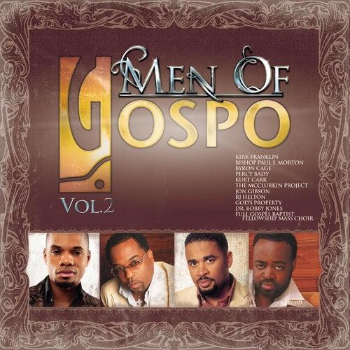 Men Of Gospo Volume 2 by Various Artists