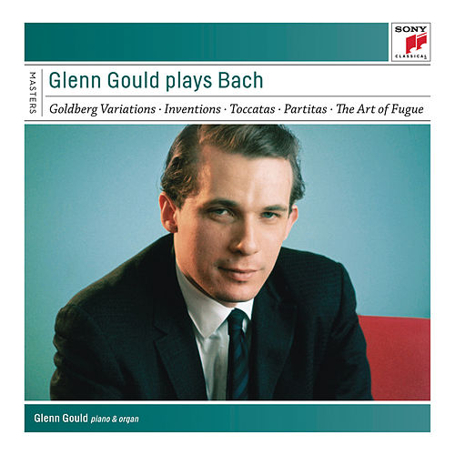 Glenn Gould plays Bach von Glenn Gould