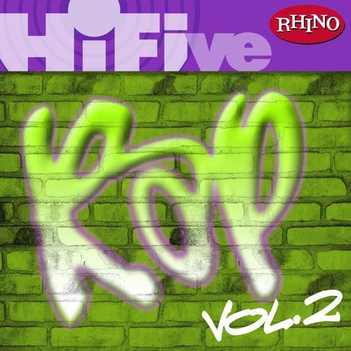 Rhino Hi-Five: Rap  [Vol 2] von Various Artists