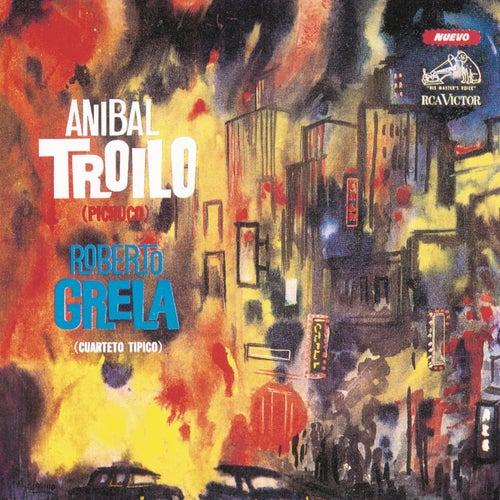 Anibal Troilo (Pichuco) - Roberto Grela (Cuarteto Tipico) de Anibal Troilo