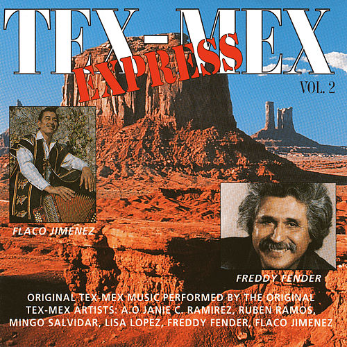 Tex-Mex Express Vol.3 de Various Artists