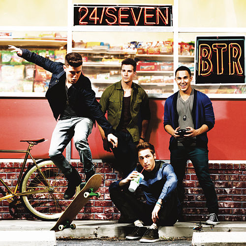 24/Seven de Big Time Rush