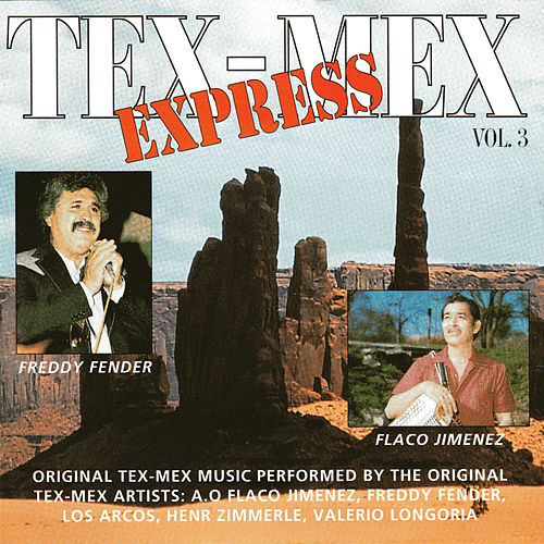 Tex-Mex Express Vol. 2 de Various Artists