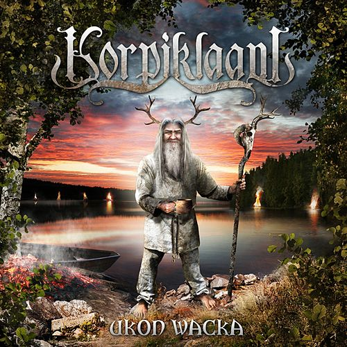 Ukon Wacka (Exclusive Bonus Version) van Korpiklaani