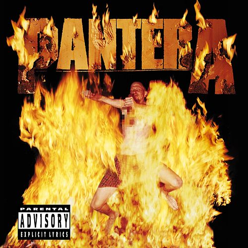 Reinventing the Steel von Pantera