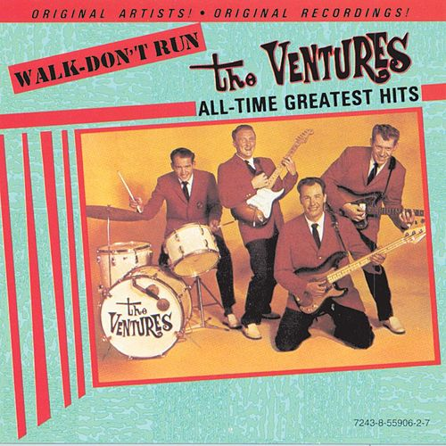 Walk Don't Run - All-Time Greatest Hits by The Ventures
