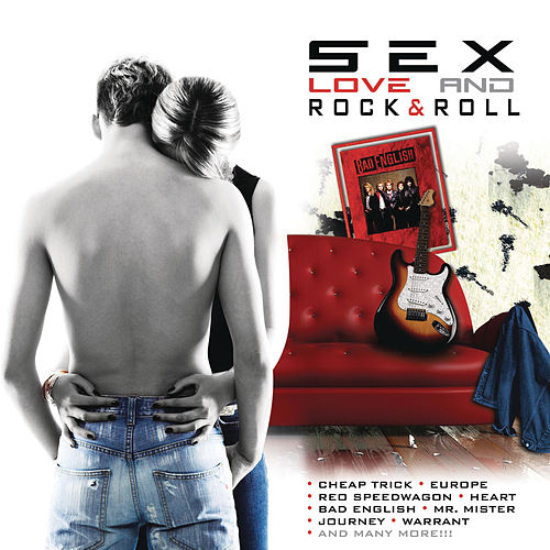 Sex, Love and Rock & Roll de Various Artists