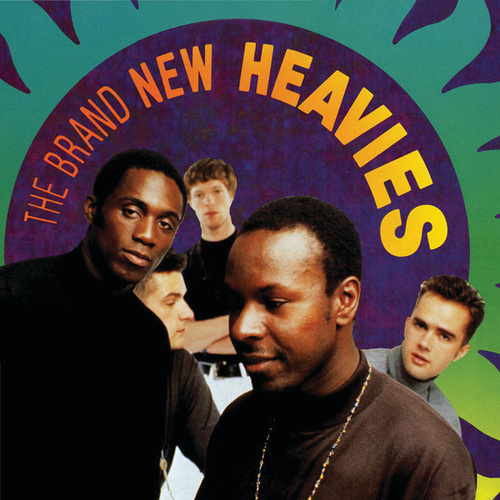 The Brand New Heavies by Brand New Heavies