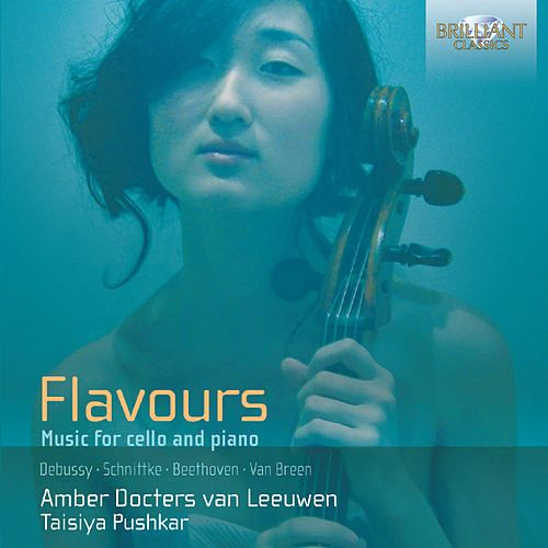 Flavours: Music for Cello and Piano by Amber Docters van Leeuwen