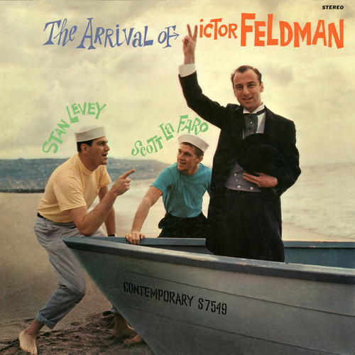 The Arrival of Victor Feldman by Victor Feldman