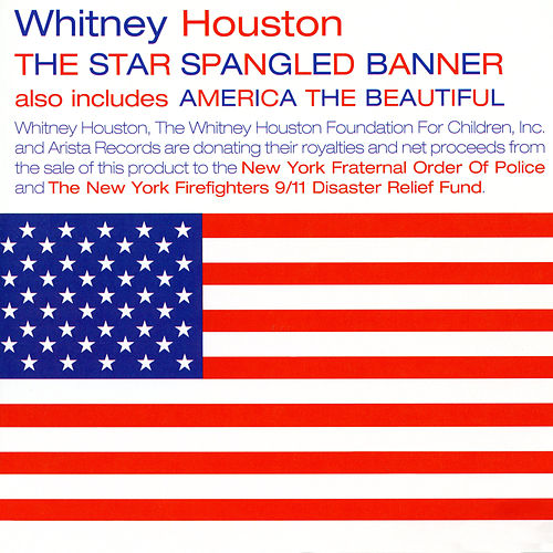 The Star Spangled Banner/America The Beautiful de Whitney Houston