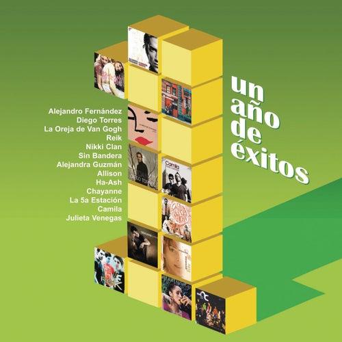 Un Año De Exitos 2007 de Various Artists