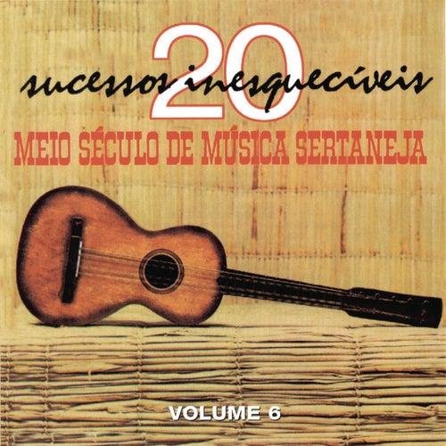 Meio Século De Música Sertaneja Vol.6 de Various Artists