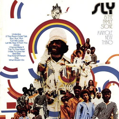 A Whole New Thing de Sly & The Family Stone