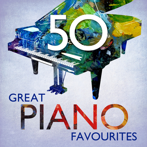 50 Great Piano Favourites de Various Artists