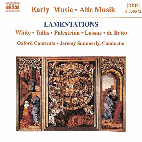 Lamentations von Oxford Camerata