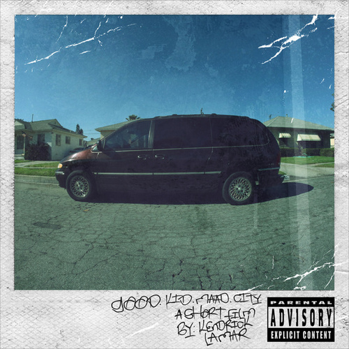 good kid, m.A.A.d city (Deluxe) di Kendrick Lamar