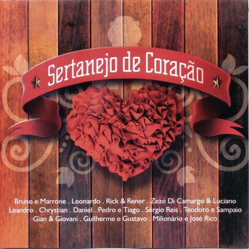 Sertanejo De Coração de Various Artists