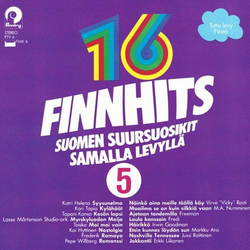 Finnhits 5 de Various Artists
