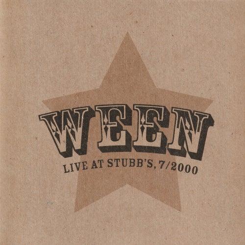 Live at Stubb's, 7/2000 von Ween