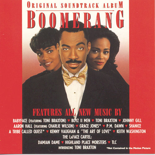 Boomerang de Original Soundtrack