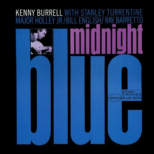 Midnight Blue von Kenny Burrell