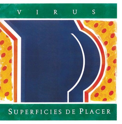 Vinyl Replica: Superficies De Placer de Virus