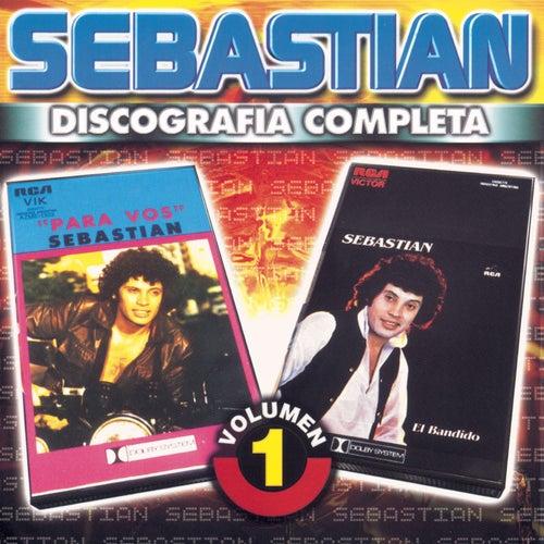Sebastian - Discografía Completa Vol.1 de Sebastián