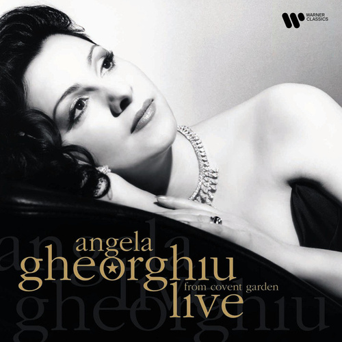 Live From Covent Garden di Angela Gheorghiu