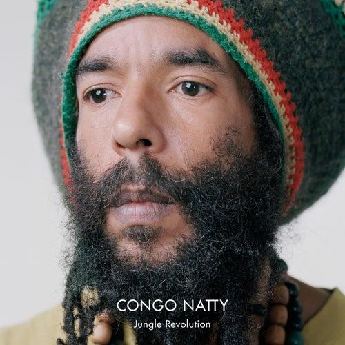 Jungle Revolution by Congo Natty