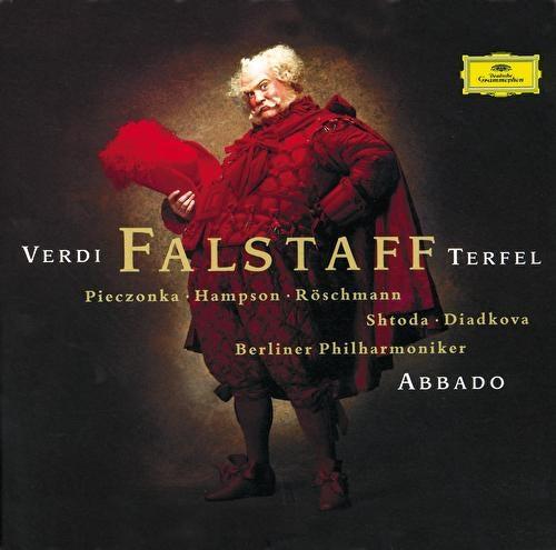 Verdi: Falstaff by Berliner Philharmoniker