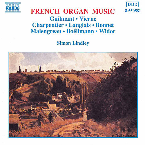French Organ Music by Various Artists