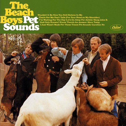 Pet Sounds (Original Mono & Stereo Mix Versions) de The Beach Boys