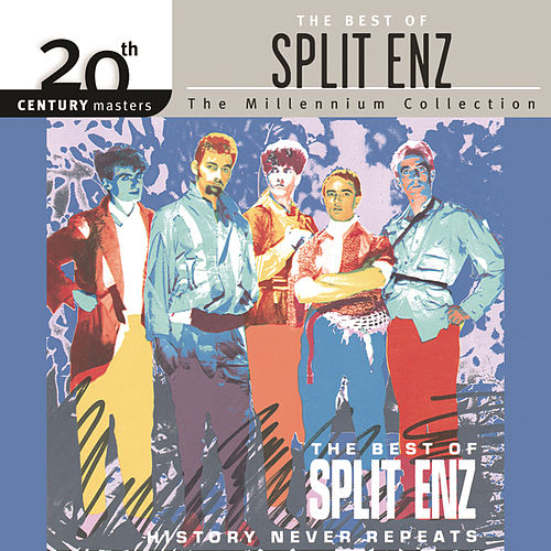 History Never Repeats: The Best Of Split Enz by Split Enz
